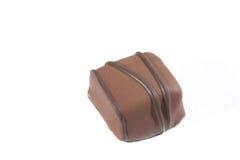 chocolate2 που απομονώνεται Στοκ Εικόνα