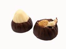 Chocolates foto de archivo
