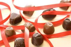 Chocolates Stock Photos