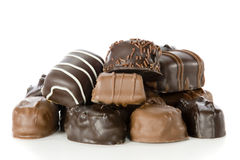 Chocolates! Royalty Free Stock Photos