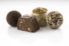chocolates Foto de Stock Royalty Free