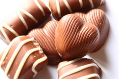 Chocolates A Fotos de Stock