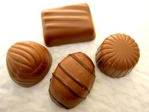 Free Chocolates Royalty Free Stock Photography - 14207