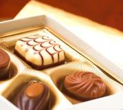 Chocolates Stock Images