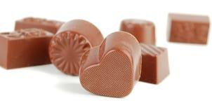 Chocolates Imagem de Stock