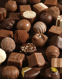 Chocolates 2 Fotos de Stock Royalty Free