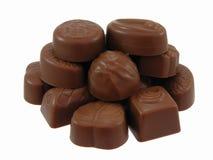 Chocolates Foto de Stock