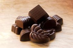 Free Chocolates Royalty Free Stock Image - 2065186