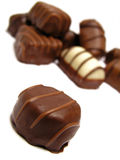 Chocolates Royalty Free Stock Photo