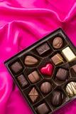 Chocolates Stock Photography