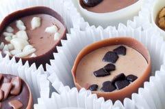 Chocolates fotos de stock