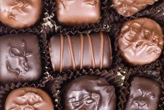 Chocolates 5 royalty free stock photos