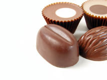 Chocolates Stock Photo