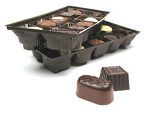 Chocolates Stock Image