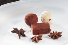 chocolates Imagens de Stock