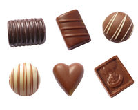 Chocolates Royalty Free Stock Photos