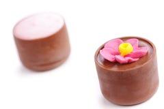Chocolates. Royalty Free Stock Photography