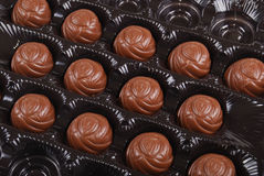 Chocolates Foto de Stock