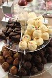 Chocolates Assorted Imagem de Stock Royalty Free