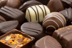 Chocolates Royalty Free Stock Image