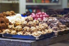 Chocolates from Belgium Royalty Free Stock Photo