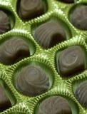 Chocolates box Stock Photos