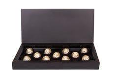Chocolates Stock Photo