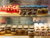 Chocolates cake Dessert Stock Photography