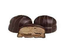 Chocolates candies Royalty Free Stock Photos