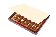 Chocolates candies Royalty Free Stock Images