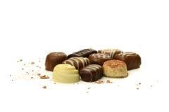 Chocolates Royalty Free Stock Photography