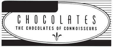 chocolates ilustración del vector
