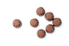 Chocolates right arrow Stock Image