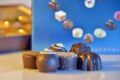Chocolates Royalty Free Stock Photos
