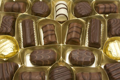Chocolats Royalty Free Stock Photo