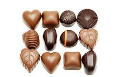Chocolats photo stock