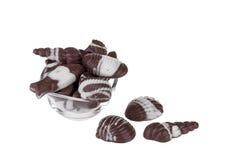 Chocolats Photographie stock