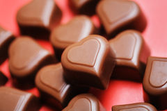 Chocolats Image libre de droits