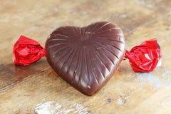 Chocolats Photos libres de droits