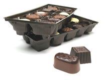 Chocolats Image stock