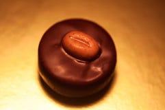 Chocolats Assortiment des chocolats de noir, bruns et blancs fins Images stock