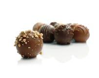 Chocolats II Photos libres de droits