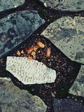 chodnik tła kamienia konsystencja Obraz Stock