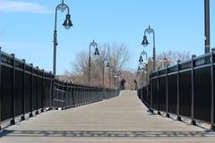 Chodzący most Zdjęcia Royalty Free