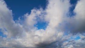 Chodzenie chmury zbiory wideo
