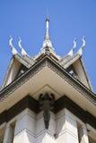 Choeung Ek or Killing Fields memorial- detail Royalty Free Stock Photo