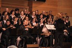 Choeur turc moderne de musique classique Photo stock