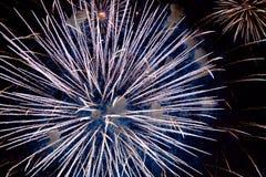 Chofu Autumn Fireworks Festival 2018 imagens de stock