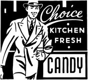 Choice Candy Stock Photo