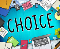 Choice Chance Opportunity Decision Alternative Concept Royalty Free Stock Photo